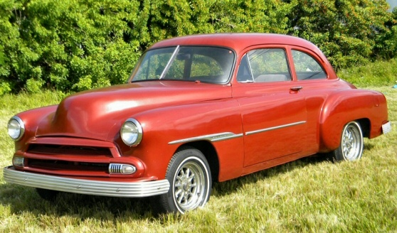 1951 Chevrolet 2 DR Sedan Street Rod