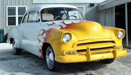 Photo of 1951 Chevy Coupe Custom Street Rod