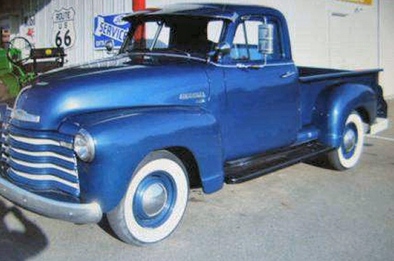 Photo of 1951 CHEVY PICK UP TRUCK