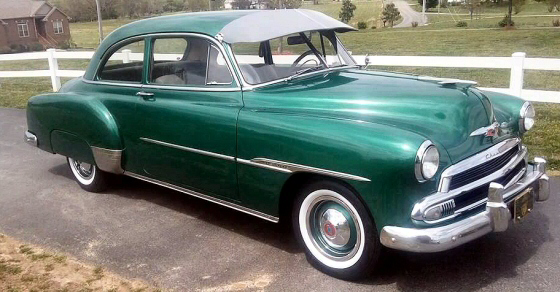 Photo of 1951 Chevrolet Styline Deluxe 2DR Survivor With 64K Miles