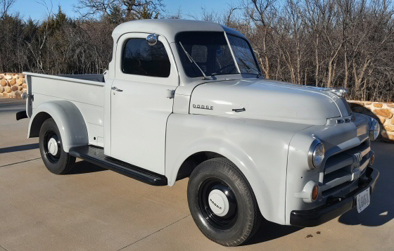 Photo of  1951 DODGE PILOT HOUSE PICKUP TRUCK VERY RARE