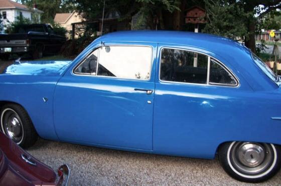 1951 ford 2 door sedan street rod for 1951 ford 2 door coupe