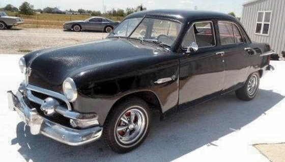 1951 ford 4 dr with metal flake paint for 1951 ford 4 door sedan