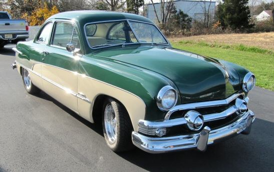 Photo of 1951 Ford - Custom Coupe