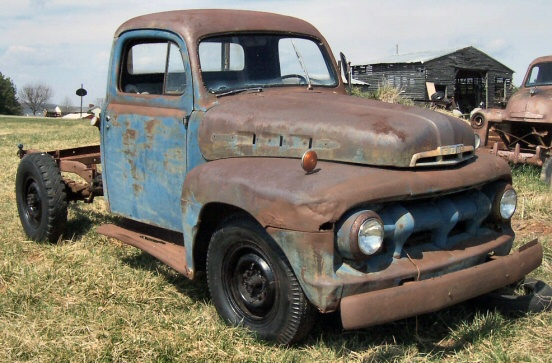 1951 Ford F-2 Truck