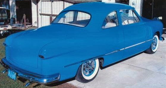 Photo of 1951 FORD TUDOR CUSTOM Street Rod