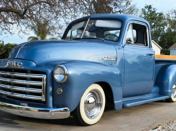 1951 gmc 5 window truck restored for 1951 gmc 5 window pickup
