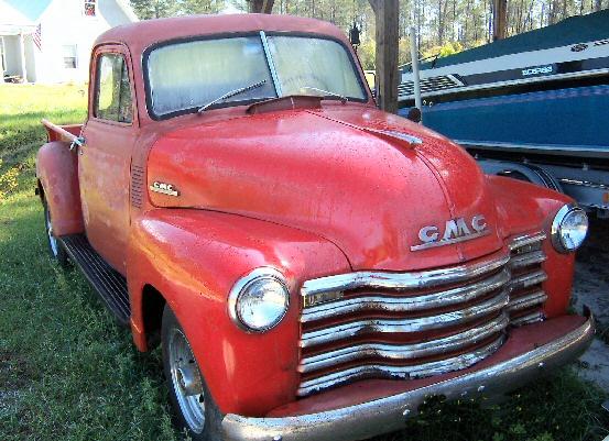 1951 gmc five window pickup truck for 1951 gmc 5 window pickup