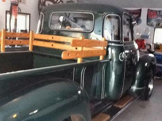 1951 gmc 5 window pickup truck street rod for 1951 gmc 5 window pickup