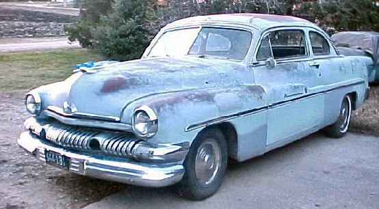 1951 Mercury Monterrey 2dr