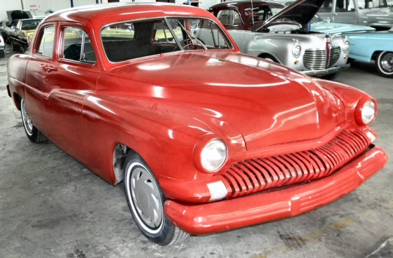 Photo of 1951 Mercury 4 Door Sedan Street Rod