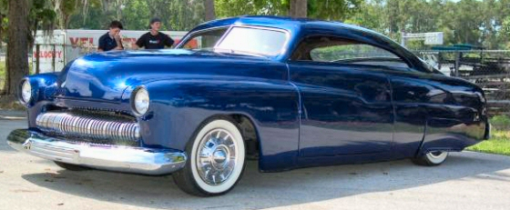 Photo of 1951 Mercury Custom  Coupe