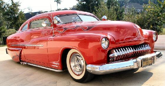 1951 mercury 2 door coupe lead sled for 1951 mercury 2 door coupe