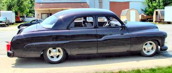 Photo of 1951 Mercury Leadsled