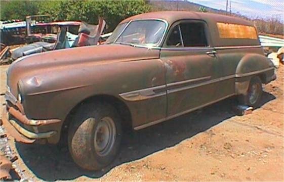 1951 Pontiac Coupe For Sale: 1951 Pontiac Parts For Sale.html