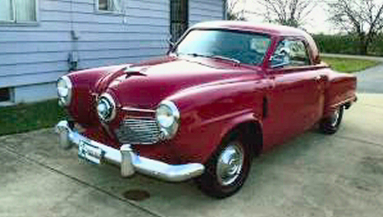Photo of  1951 Studebaker Champion Coupe