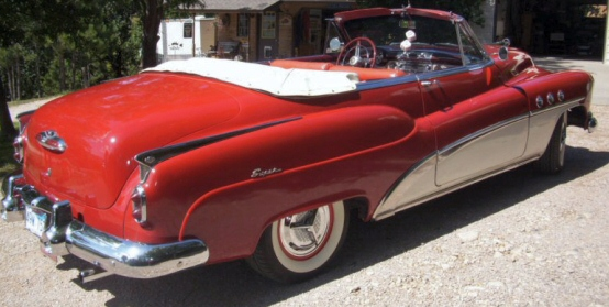 1952 Buick Super Convertible
