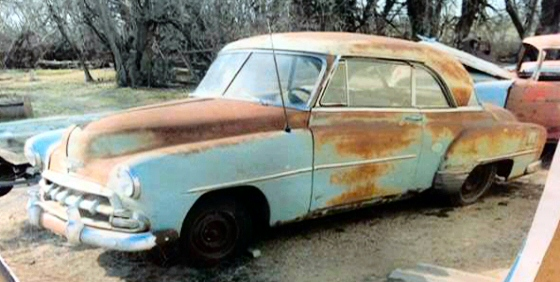 Photo of 1952 Chevrolet 2 Door Hardtop Street Rod Project