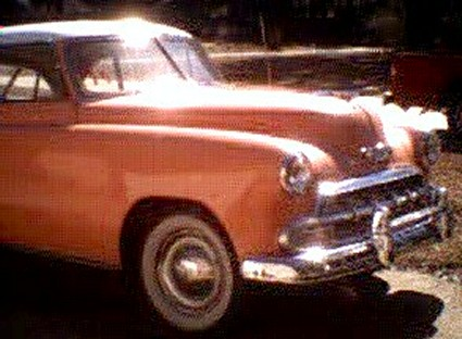 1952 Chevrolet Deluxe 2 Door Coupe