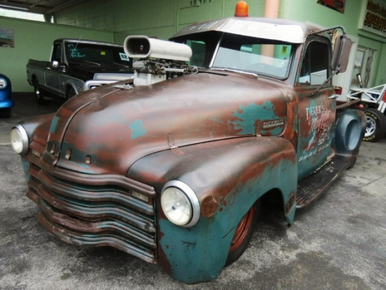 Photo of 1952 Chevrolet RAT ROD TOW TRUCK