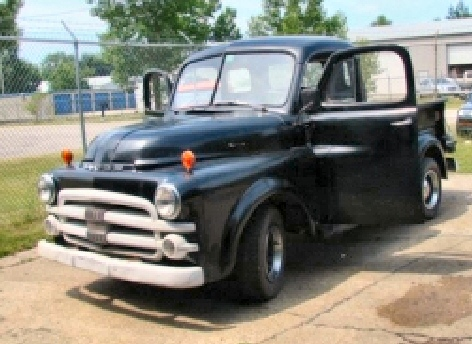 1952 Dodge 1/2 Ton Pickup