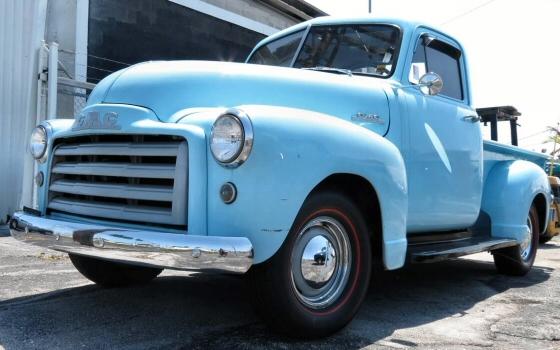 1952 Gmc Pick Up Truck
