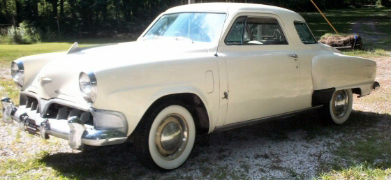 Photo of 1952 Studebaker Champion Starlite Coupe With 52,000 Miles