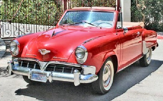 Photo of 1952 Studebaker Champion Convertible