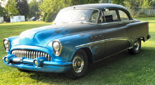 1953 Buick special 2 door Custom