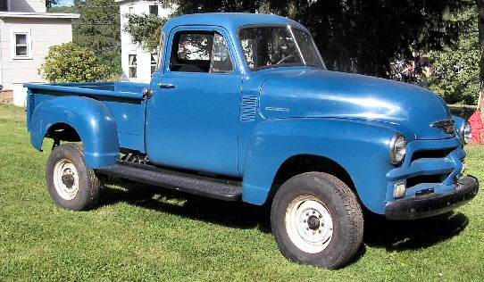 andres 1951 chevy