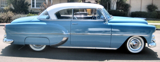 Photo of 1953 CHEVY BEL AIR 2 DR HT