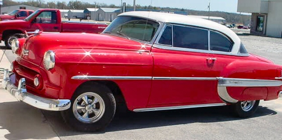 Photo of 1953 CHEVROLET BEL AIR SPORTS COUPE STREET ROD