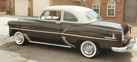 Photo of 1953 Chevy Club Coupe