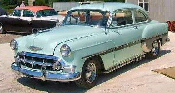 Photo of 1953 Chevrolet Mild Custom Coupe