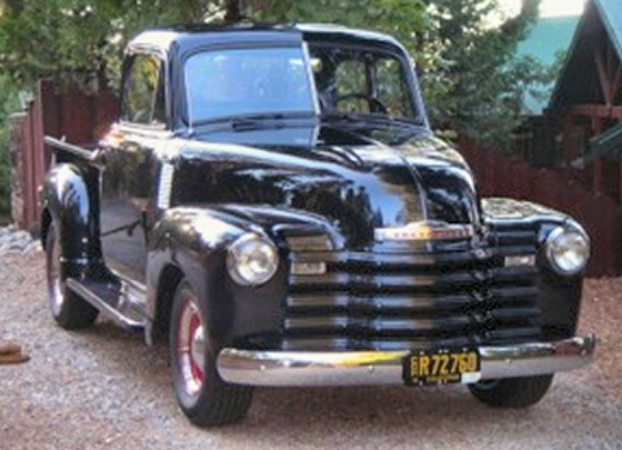 Photo of 1953 Chevy Pickup