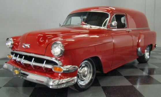 1953 Chevy Sedan Delivery Street Rod
