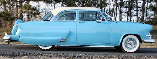 1953 FORD MAINLINE 2 DR COUPE