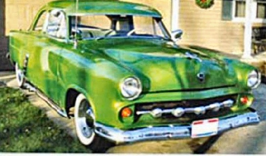 1953 Ford 2-dr Coupe