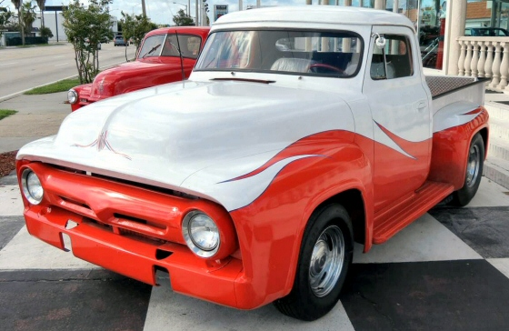 Photo of 1953 Ford Custom Built Pick Up
