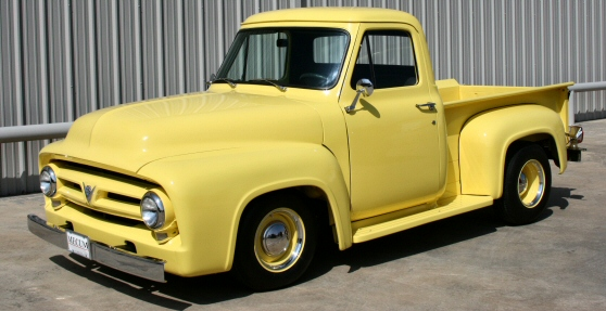 Photo of 1953 Ford Pickup Street Rod