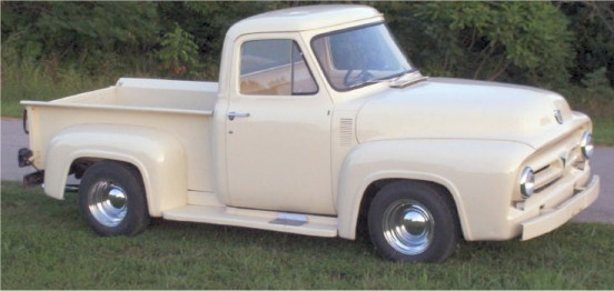 1953 Ford Pickup