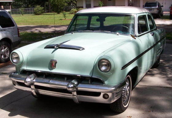 Pin 1953 mercury 2 door hardtop for sale in yakez on pinterest for 1953 mercury 2 door hardtop