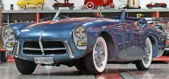 Photo of 1953 Pegaso Spyder With Saoutchik Coachwork