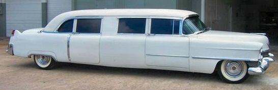1954 Cadillac Limousine