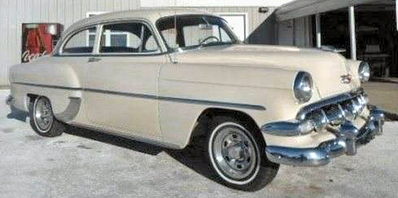 Photo of1954 Chevrolet 2 Door Sedan