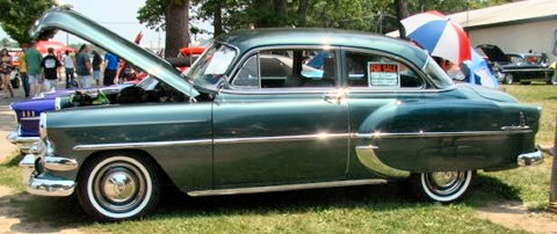 Photo of 1954 Chevy 2DR Sedan