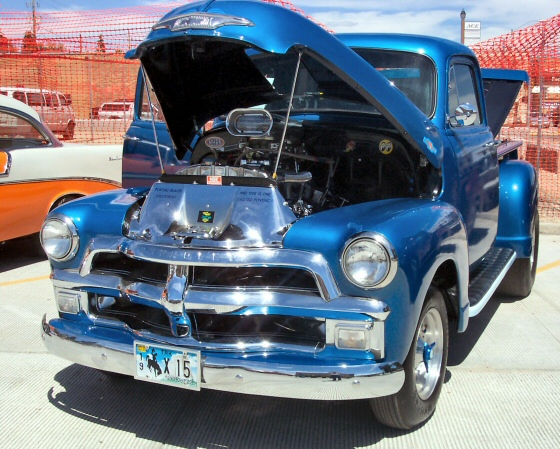 Photo of 1954 Chevrolet Pickup Pro Street 671 BDS Blower