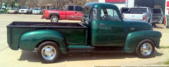 Photo of 1954 Chevrolet Pickup Truck Street Rod