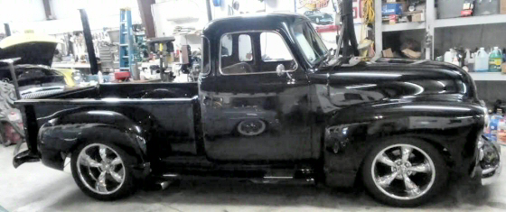 Photo of 1954 Chevrolet Pickup Street Rod With New ZZ4 Motor