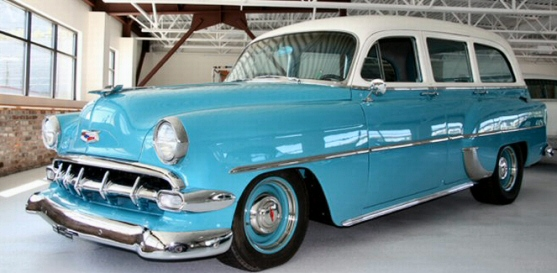 1954 Chevrolet Wagon Street Rod